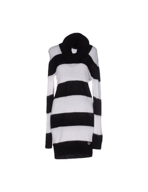 Mangano   Женское Черный Короткое Платье