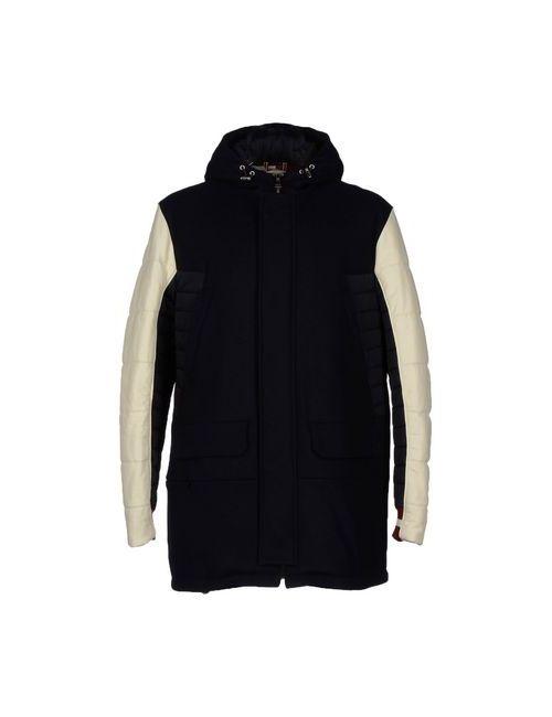 L(!)W Brand | Женское Синее Пальто