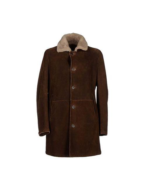 GMS-75 | Женское Коричневое Пальто