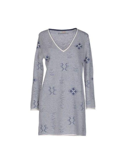 Roÿ Roger'S | Женское Белое Короткое Платье