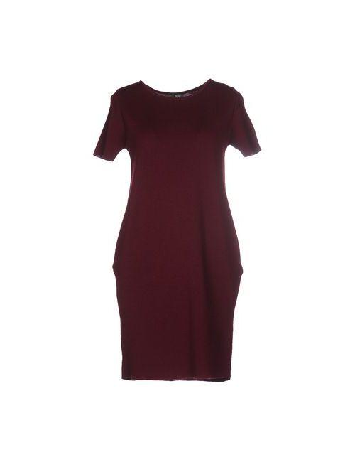 B. Yu | Женское Коричневое Короткое Платье
