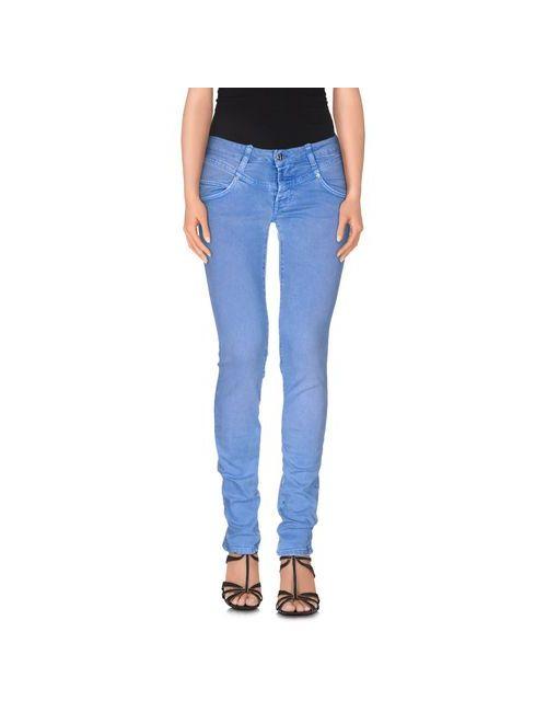 Met In Jeans | Мужские Лазурные Джинсовые Брюки