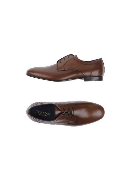 Doucal's   Мужская Обувь На Шнурках