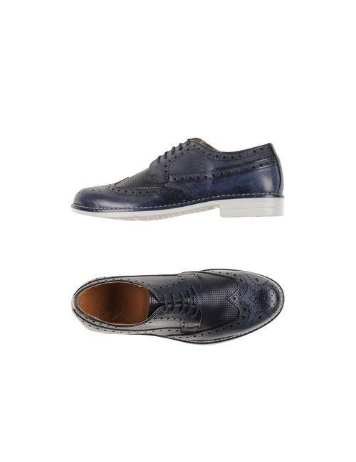 Gt | Мужская Синяя Обувь На Шнурках