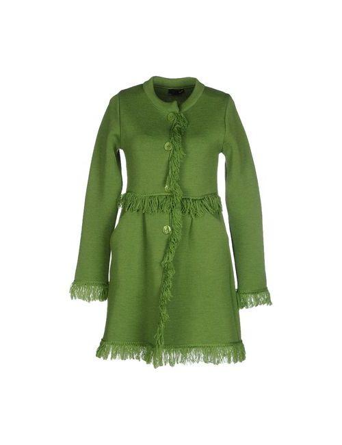 El La | Женское Зелёное Пальто