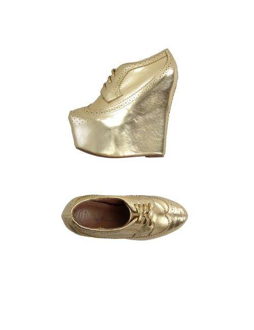 Jeffrey Campbell | Мужская Обувь На Шнурках