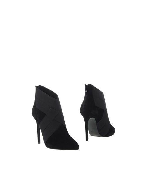 Scervino Street | Женские Чёрные Полусапоги И Высокие Ботинки