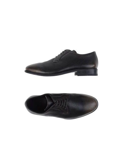 N.D.C. Made By Hand | Мужская Серая Обувь На Шнурках