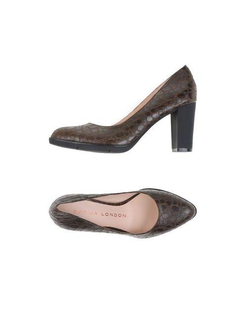 Sacha London | Женские Коричневые Туфли