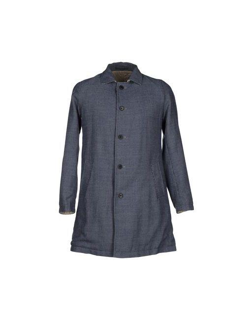 RVR LARDINI | Женское Синее Легкое Пальто