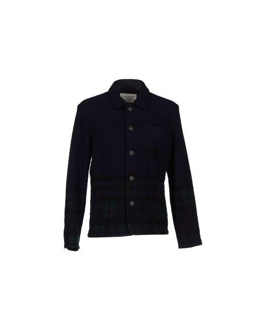..,Beaucoup | Мужская Синяя Куртка