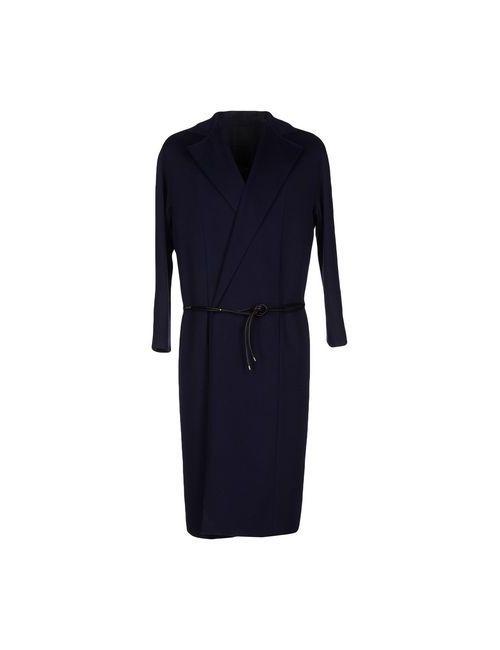Les Copains   Женское Синее Пальто