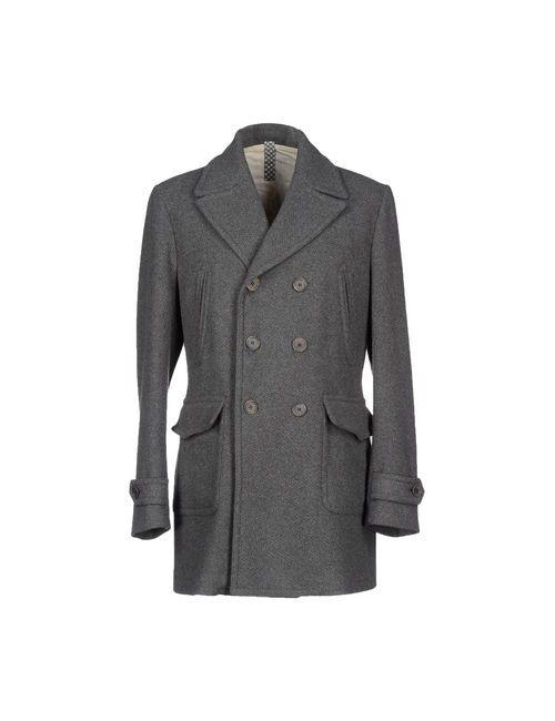 Officina 36 | Женское Серое Пальто