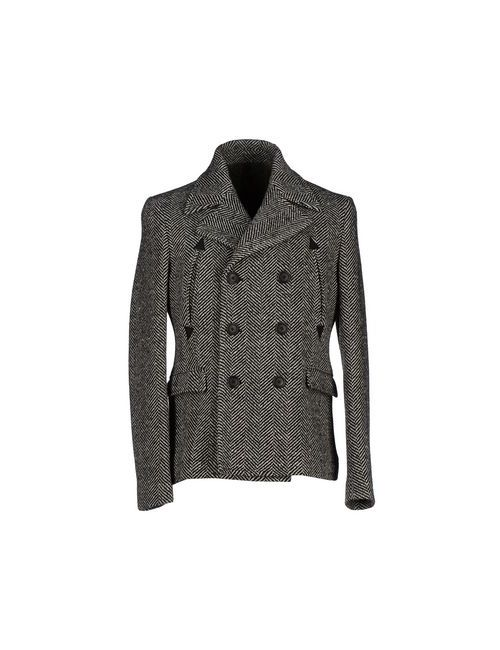 HŌSIO | Женское Черный Пальто