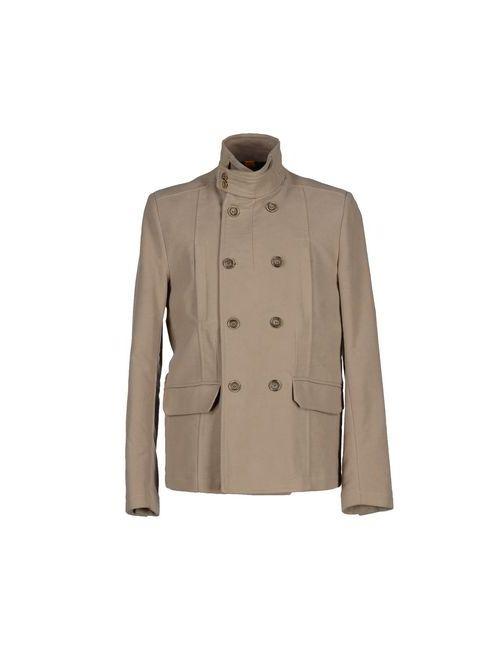 Officina 36 | Мужская Бежевая Куртка