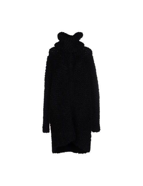 Ermanno Scervino | Женское Чёрное Пальто