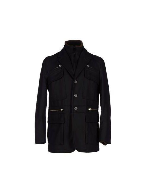 Manuel Ritz | Мужская Черный Куртка