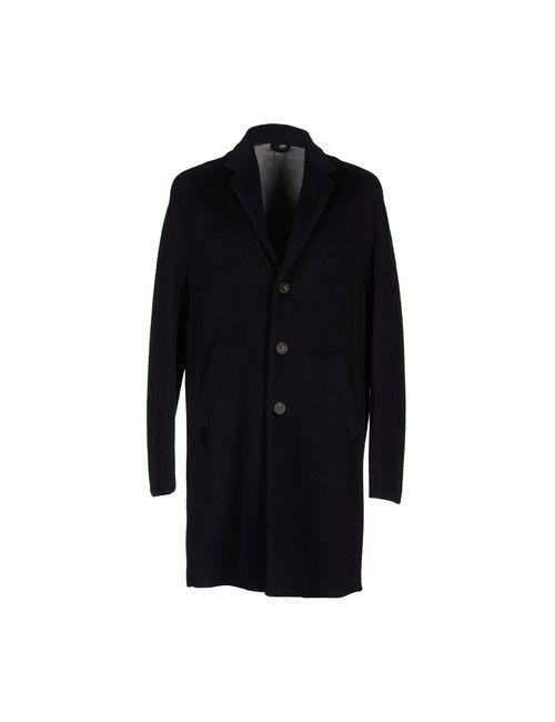 Paolo Pecora | Женское Чёрное Пальто