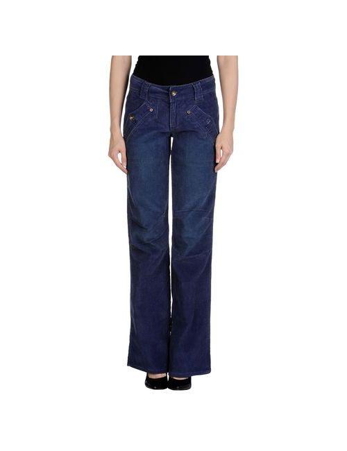Pepe Jeans | Женские Синие Повседневные Брюки