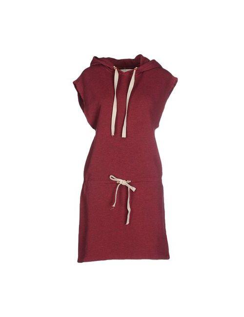 Happiness | Женское Коричневое Короткое Платье