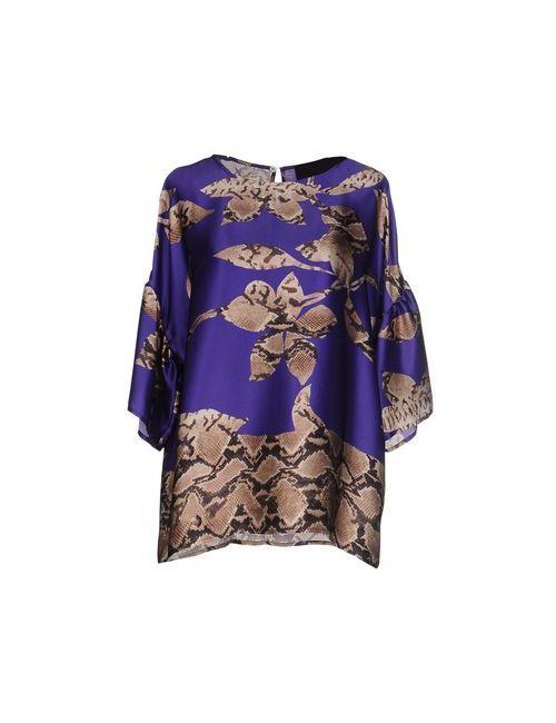 Clips   Женская Фиолетовая Блузка