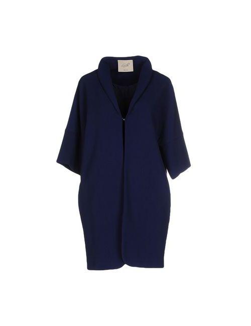 Lucille | Женское Синее Легкое Пальто