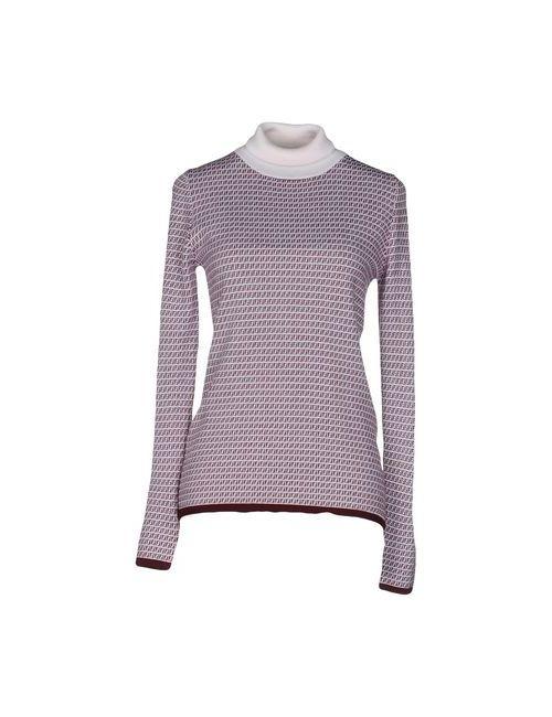 Fendi | Женские Фиолетовые Водолазки