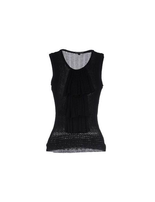 Ralph Lauren Black Label | Чёрный Свитер