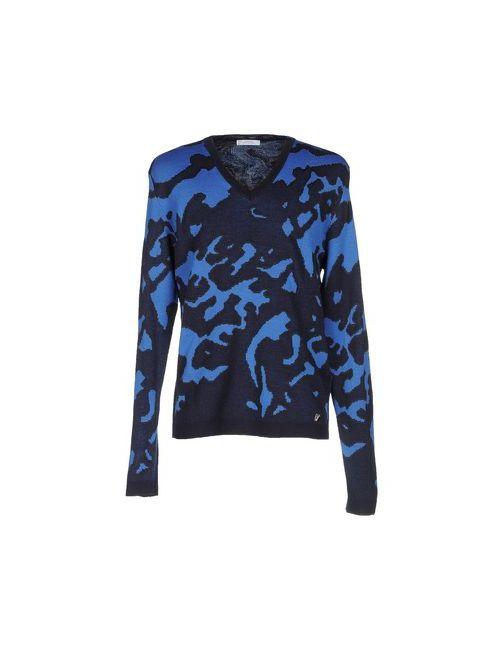 Versace Collection | Синий Свитер