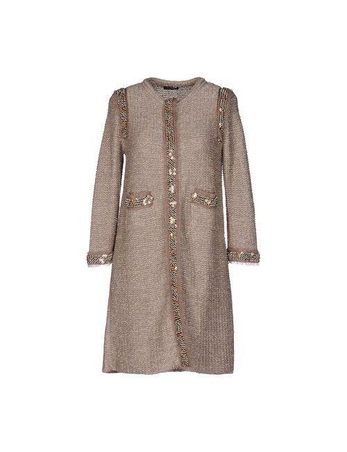 Le Noir Cortina | Женское Бежевое Пальто