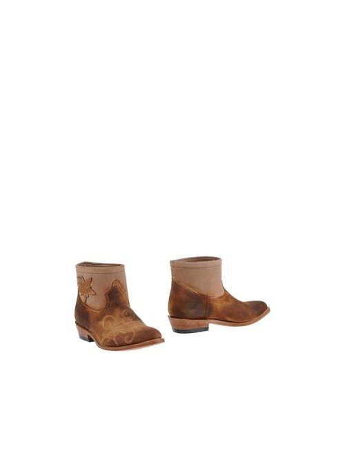MEZCALERO | Мужские Коричневые Полусапоги И Высокие Ботинки