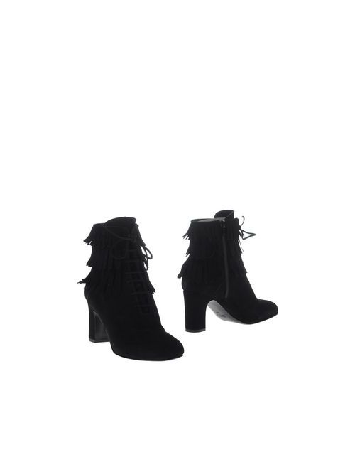 Andrea Catini | Мужские Чёрные Полусапоги И Высокие Ботинки