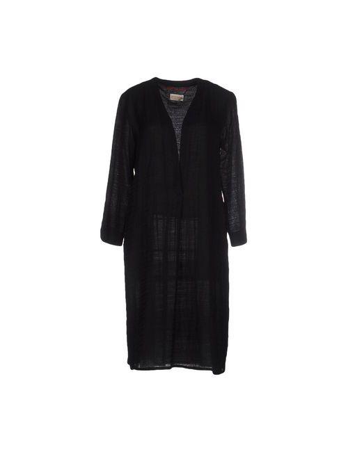 Momoní | Женское Черный Платье До Колена