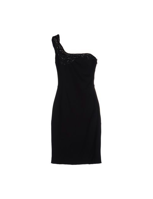 Roberto Cavalli | Женское Черный Короткое Платье