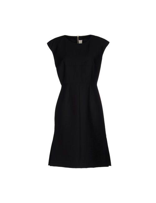 Marni | Женское Чёрное Короткое Платье