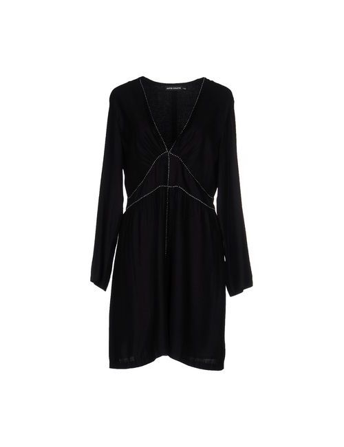 Antik Batik | Женское Чёрное Короткое Платье
