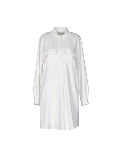 M.Grifoni Denim | Женское Белое Короткое Платье