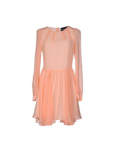 Marco Bologna | Женское Розовое Короткое Платье