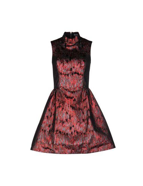 Markus Lupfer | Женское Красное Короткое Платье