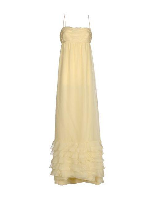Valentino   Женское Длинное Платье