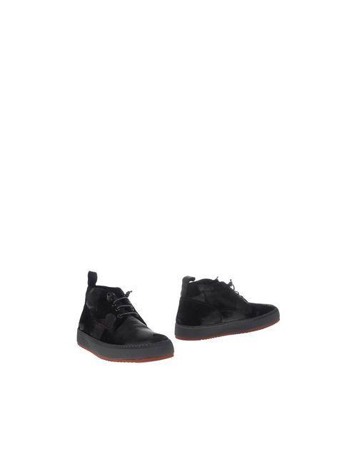 Barleycorn | Мужские Чёрные Полусапоги И Высокие Ботинки