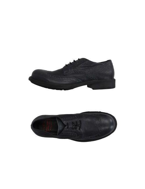 GIOVANNI CIARPELLA | Мужская Серая Обувь На Шнурках