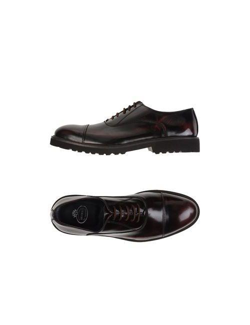 Brawn'S   Мужская Коричневая Обувь На Шнурках