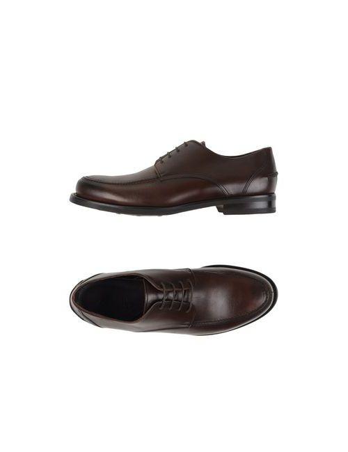 Sebastian | Мужская Коричневая Обувь На Шнурках