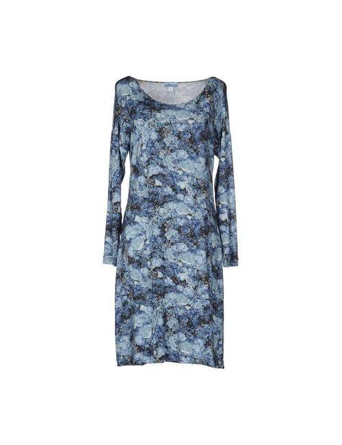 BLUMARINE UNDERWEAR | Женская Синяя Ночная Рубашка