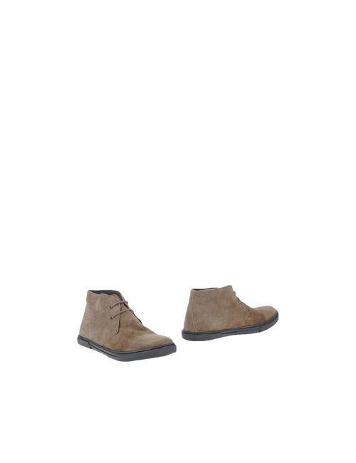Cafènoir | Мужские Хаки Полусапоги И Высокие Ботинки