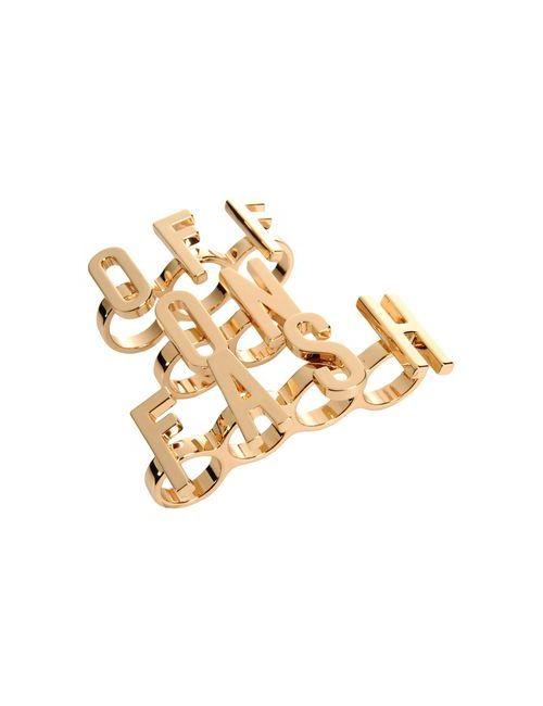 Moschino Couture | Женское Кольцо