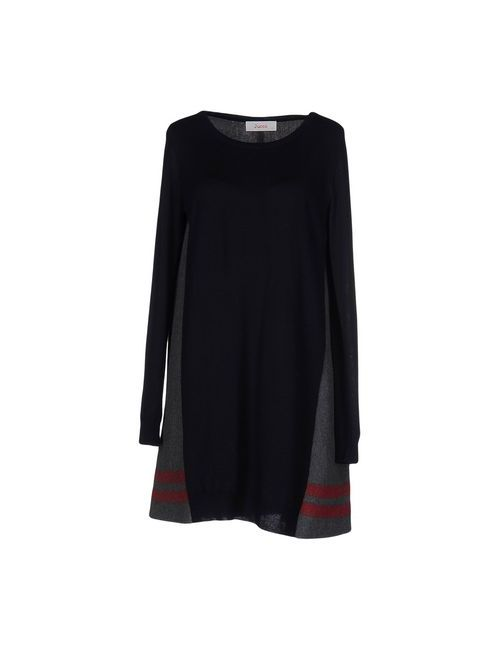 Jucca | Женское Синее Короткое Платье