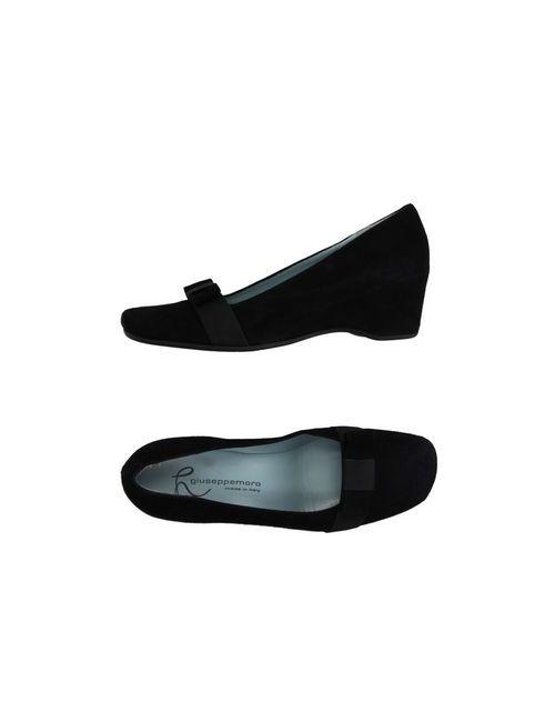 GIUSEPPEMORO | Женские Чёрные Туфли