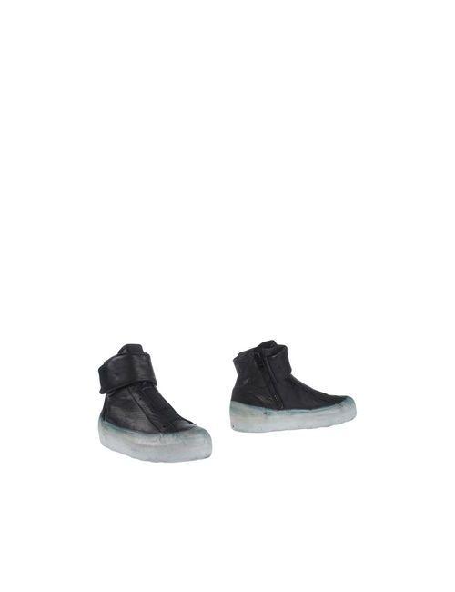 Rubber Soul E O.X.S.   Мужские Чёрные Полусапоги И Высокие Ботинки